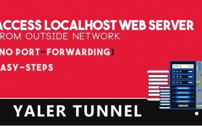 Do It Yourself – Tutorials – Make your own Web Server | No-Port Forwarding