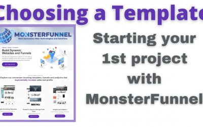Do It Yourself – Tutorials – MonsterFunnel Tutorial 2 – Selecting the Niche for your Website