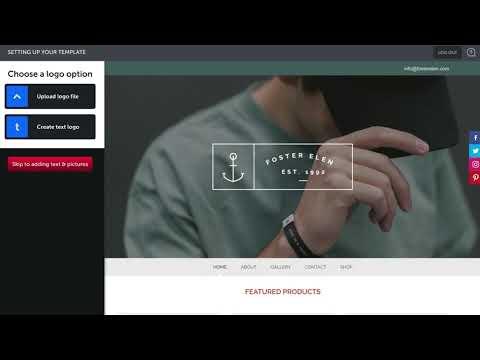 Rocketspark Tutorial | How to Get Started with Rocketspark's Website Builder & Ecommerce