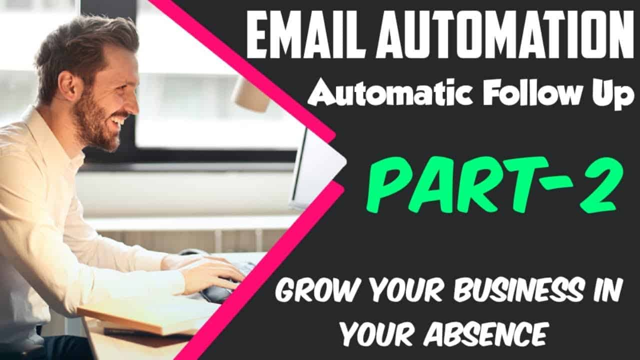 Set Automation on your Website and Grow your business Automatically | Email Automation | Follow up.