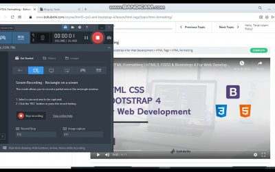 Do It Yourself – Tutorials – Web Development Course Bangla Tutorial 2020 (HTML Formating Chapter #7)