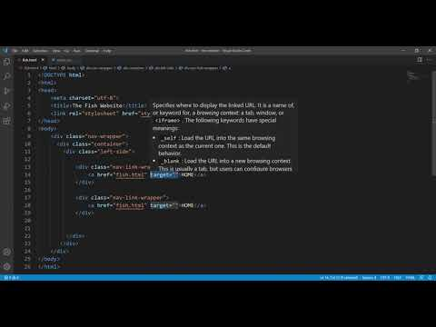 Website Tutorial  2 Learn how to make your own website using HTML, CSS, JAVASCRIPT