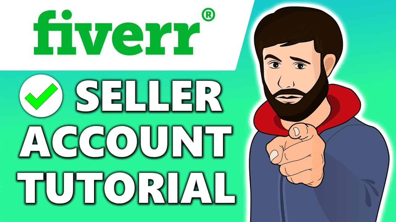 How to Create a Fiverr Seller Account   Fiverr Tutorial 2020