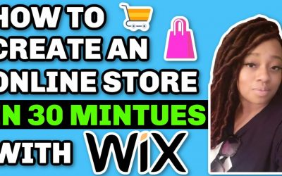 Do It Yourself – Tutorials – How to Create an Online Store – Wix eCommerce Website Tutorial