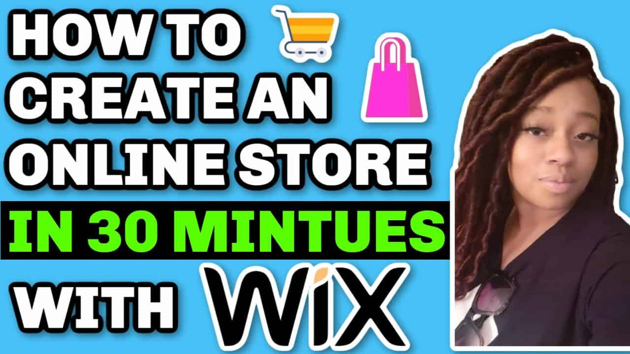 How to Create an Online Store - Wix eCommerce Website Tutorial