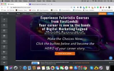 Do It Yourself – Tutorials – Super Fast Web Design using Weebly Lecture 2   Weebly Web Design Tutorial Part 1