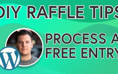 Do It Yourself – Tutorials – DIY Raffle Website Tips: How To Process A Free Entry Order – [TIP 2] Build Your Own Raffle Site