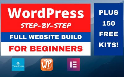 Do It Yourself – Tutorials – How to Build a Free Website with WordPress Step-by-Step for Beginners Tutorial