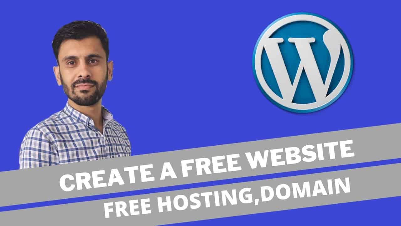 How to create a Website for free | Free Domain | Free Hosting | WordPress Tutorial
