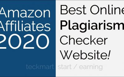 Do It Yourself – Tutorials – Best Plagiarism Checker Website For Blogger & Amazon Affiliates Hindi