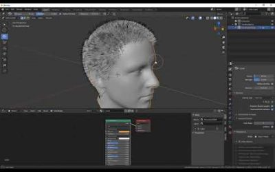 Do It Yourself – Tutorials – Blender tutorial – How to Create Hair