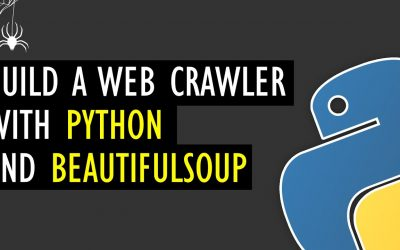 Do It Yourself – Tutorials – Build A Web Crawler to Find Broken Links with Python and BeautifulSoup (Beginners Tutorial)