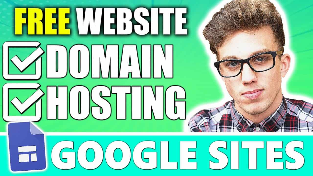 COMPLETE Google Sites Tutorial: How to Make a FREE Website with Google Sites as a Beginner!