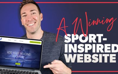 Do It Yourself – Tutorials – Create Your Own Athletic-Inspired Website: An Elementor WordPress Tutorial