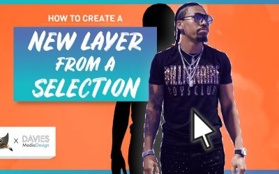 Do It Yourself – Tutorials – Create a New Layer from a Selection in GIMP
