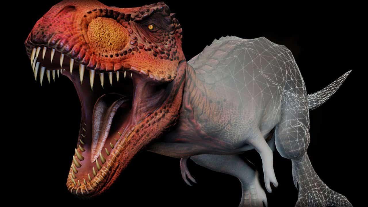 DESIGN YOUR OWN DINOSAUR | Primal Carnage : Extinction Skinning Tutorial