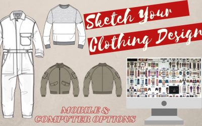 Do It Yourself – Tutorials – Design Your Own Clothing Line: Apps & Software to Sketch Your Clothing Designs