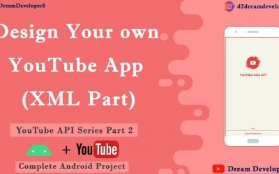 Do It Yourself – Tutorials – Design Your own YouTube App    XML PART    YouTube Player API #2