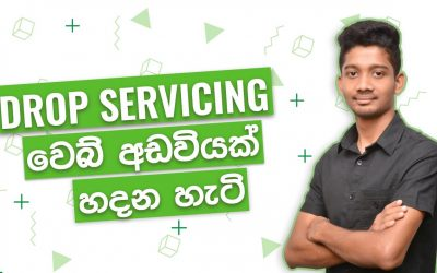 Do It Yourself – Tutorials – Drop Servicing Sinhala – How to Make a Drop Servicing Website