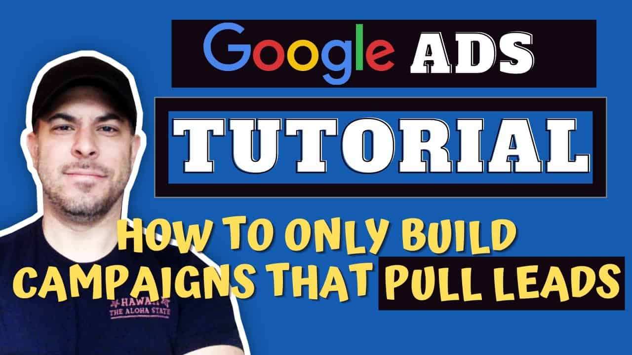 Google Ads Tutorial (LIVE Campaign Build) | Building A Google Ads Campaign That WINS!