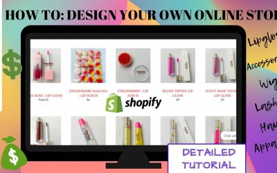 Do It Yourself – Tutorials – HOW TO CREATE YOUR OWN ONLINE STORE/WEBSITE FOR FREE WITH SHOPIFY 2020   VERY DETAILED TUTORIAL