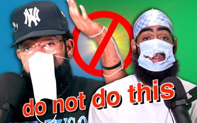 Do It Yourself – Tutorials – How NOT to Wear a Face Mask (Tutorial)