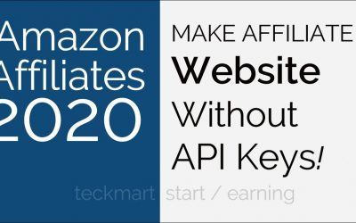 Do It Yourself – Tutorials – How To Make Amazon Affiliate Website Without Api Key Hindi