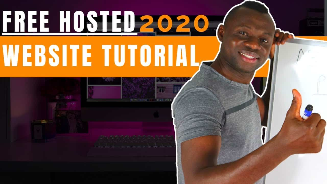 How to design and host your website for free, easy with New Google Sites 2020 tutorial for Beginners