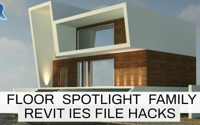 Do It Yourself – Tutorials – Revit  Floor Spotlight Family Tutorial   Use Photometric Web Files in Revit   IES Files Hacks  