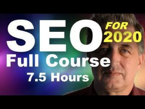 SEO Tutorial | Learn how to do your own website Search Engine Optimization