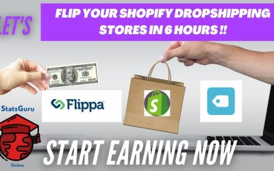 Do It Yourself – Tutorials – Shopify Website Design Tutorial 2020   Earn Money Flipping Shopify Stores at Flippa.com