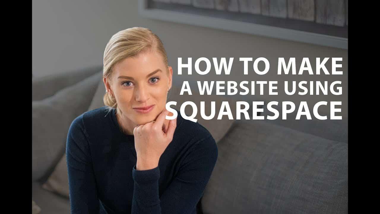 Squarespace Tutorial: How to build a website using Squarespace