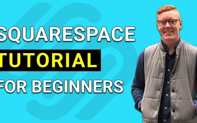 Do It Yourself – Tutorials – Squarespace Tutorial for Beginners (2020 Full Tutorial) – Create a Beautiful Website STEP-BY-STEP!