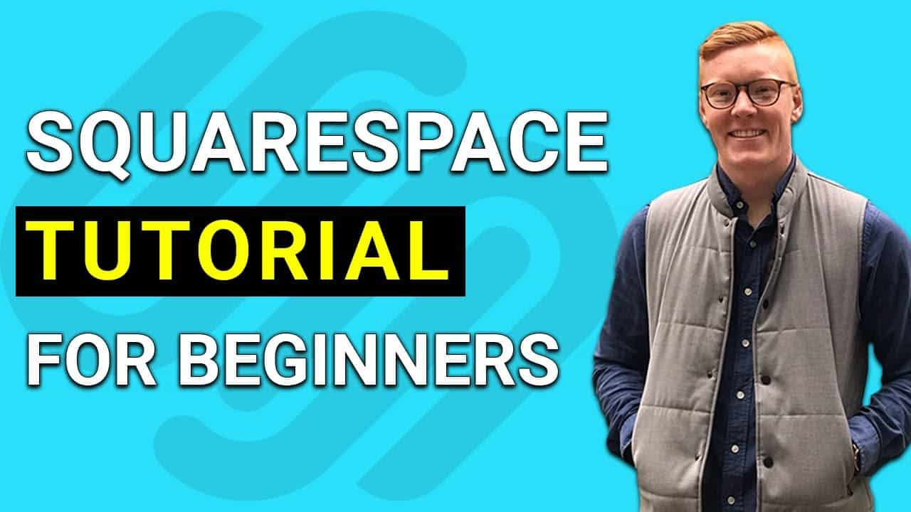 Squarespace Tutorial for Beginners (2020 Full Tutorial) - Create a Beautiful Website STEP-BY-STEP!