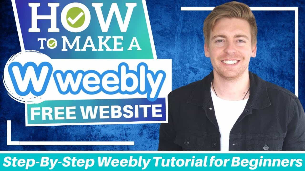 Weebly Tutorial for Beginners | Build A PROFESSIONAL Website For FREE