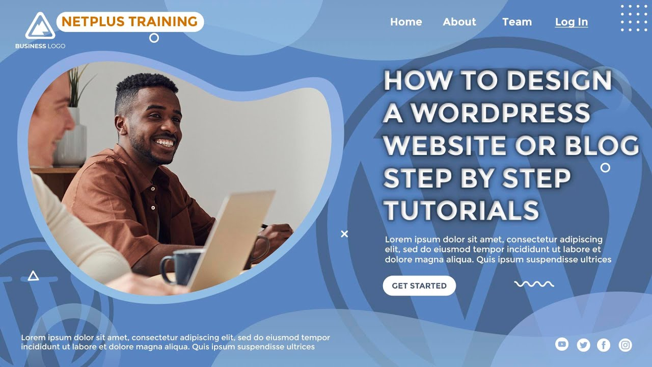 How to Create a WordPress Website or Blog: Step by Step Tutorial