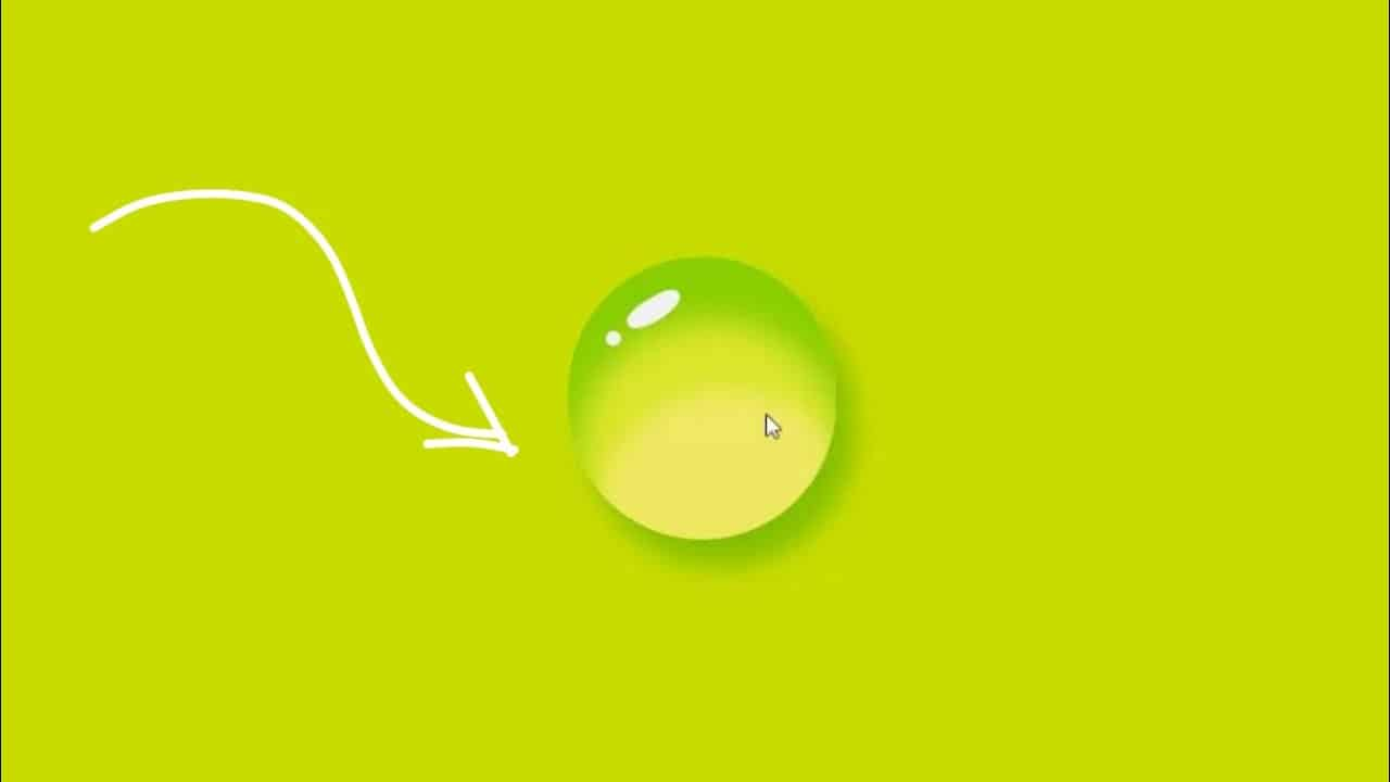 CSS Illustration - How To Design a Water Drop Shape Using HTML & CSS3