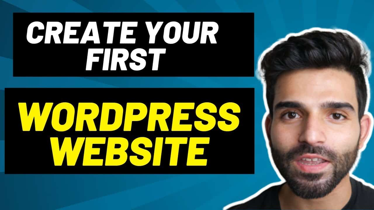 How to Make a WordPress Website [BEGINNERS GUIDE!]