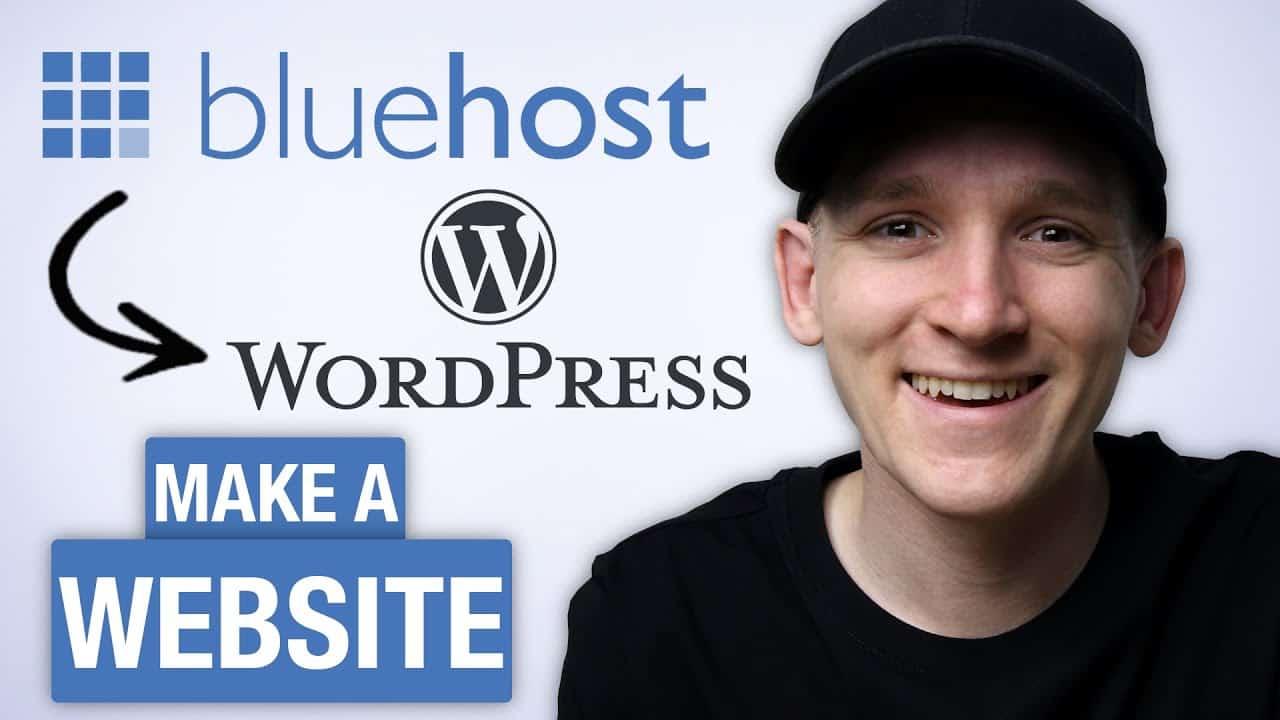 Bluehost WordPress Tutorial - How to Build a WordPress Website FAST