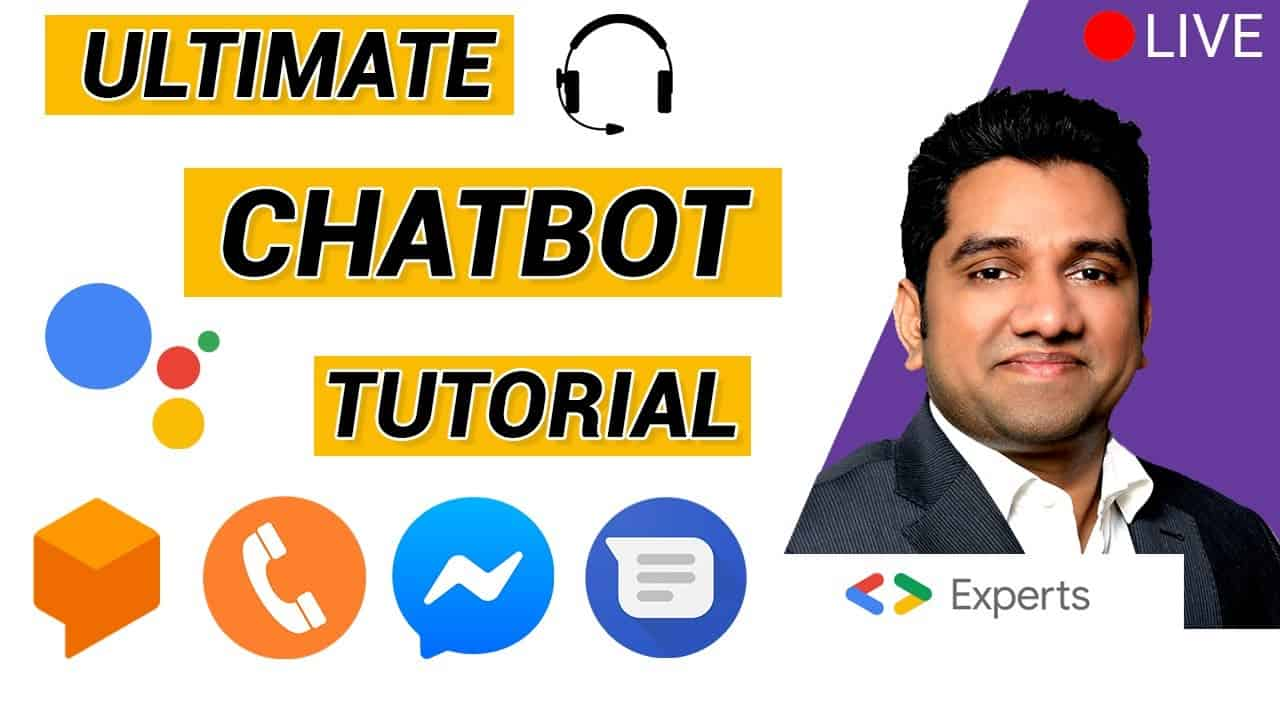 Build a chatbot from scratch - Ultimate Chatbot Tutorial