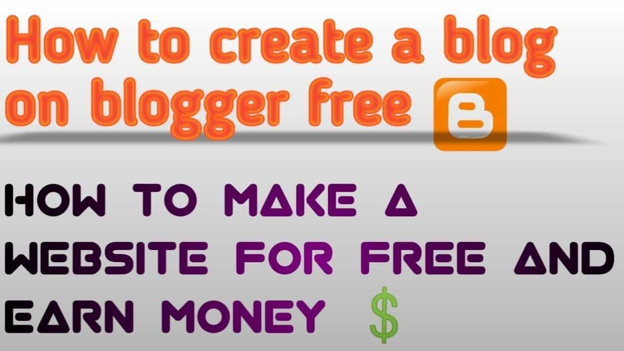 FREE Blog Kaise Banaye ? Step by Step Guide to Create Blog on Blogger || Blogging Part-1