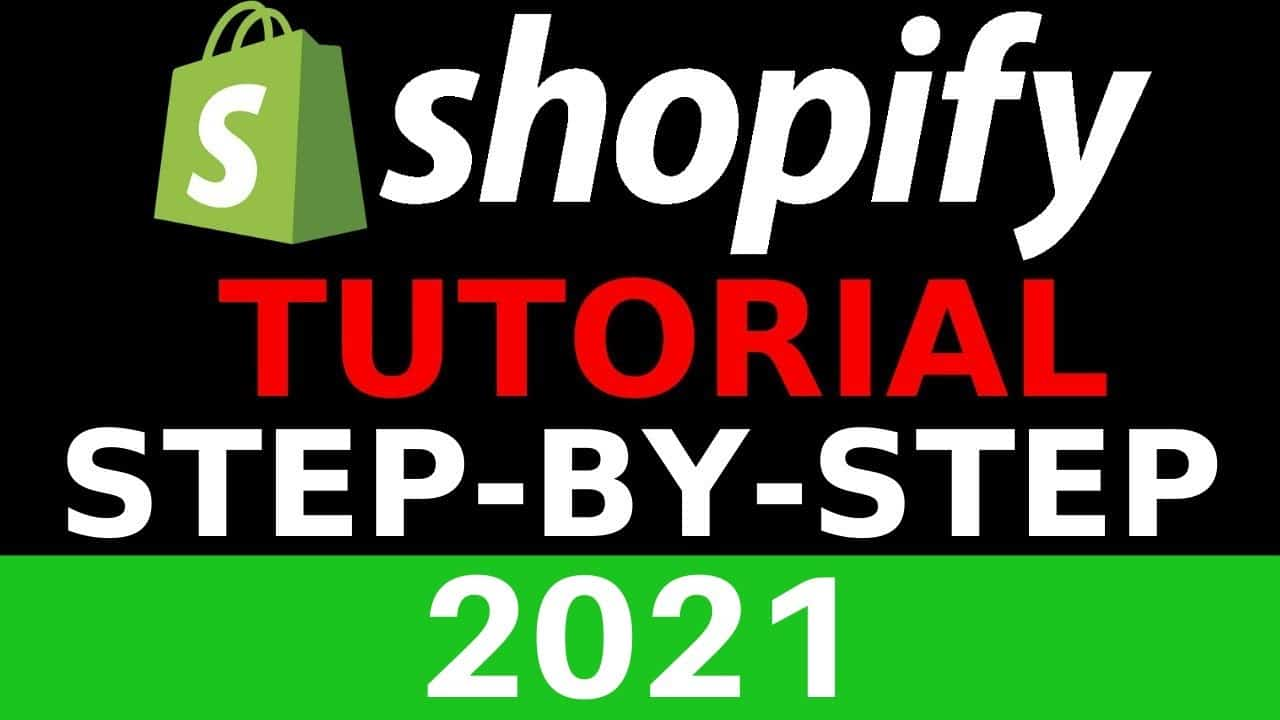 HOW TO SET UP A SHOPIFY STORE 2021 - STEP BY STEP SHOPIFY TUTORIAL