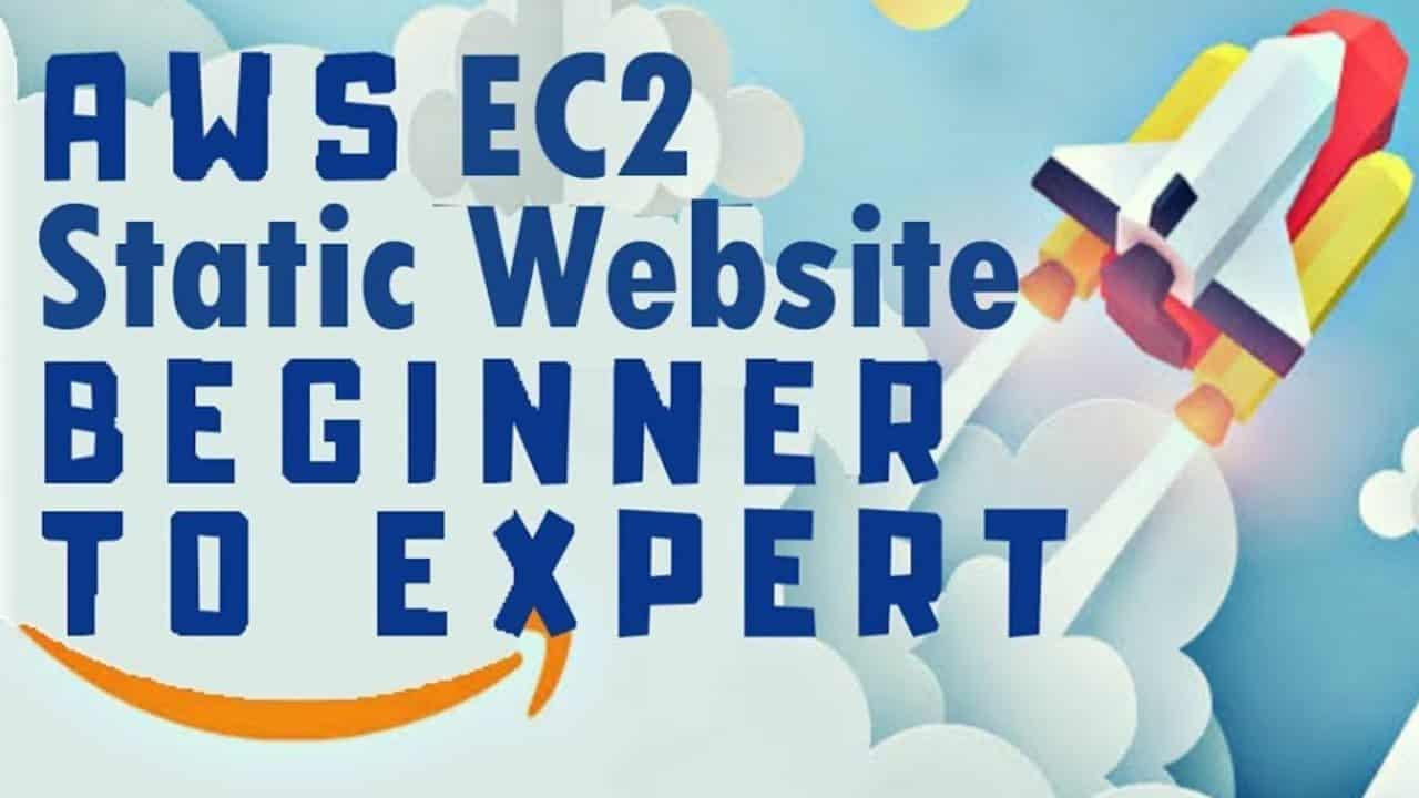 Hosting a Static Website on Amazon (AWS) (EC2) Console | Cloud Guru