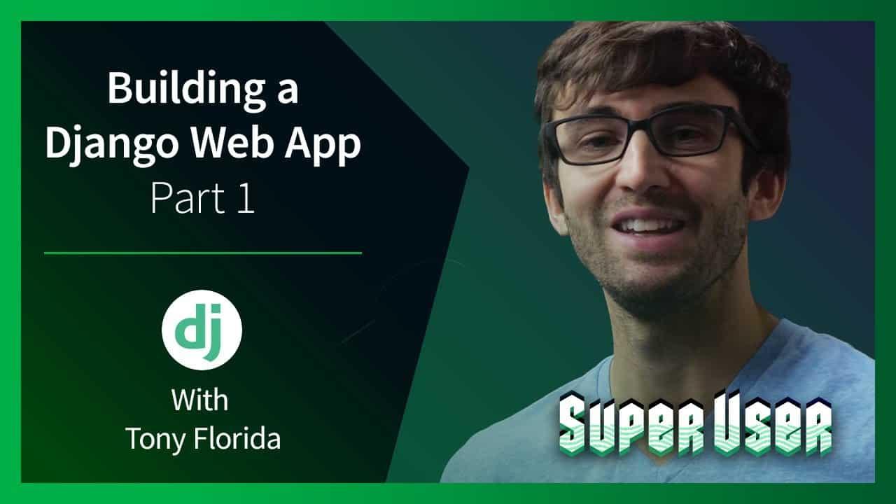 Python Django Tutorial | Building a Stock Checker Web App Part 1
