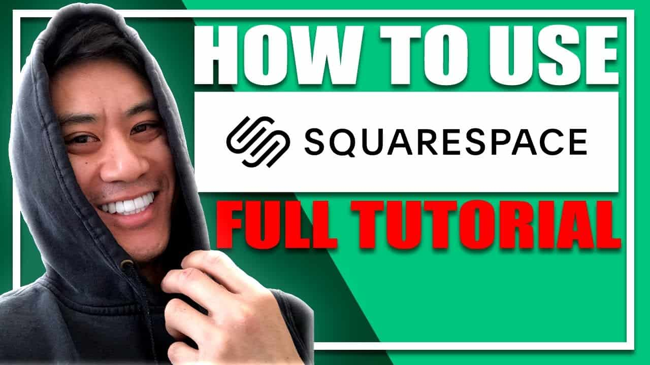 SQUARESPACE TUTORIAL For Beginners 2020!  [Version 7.1] - Create a Professional Website