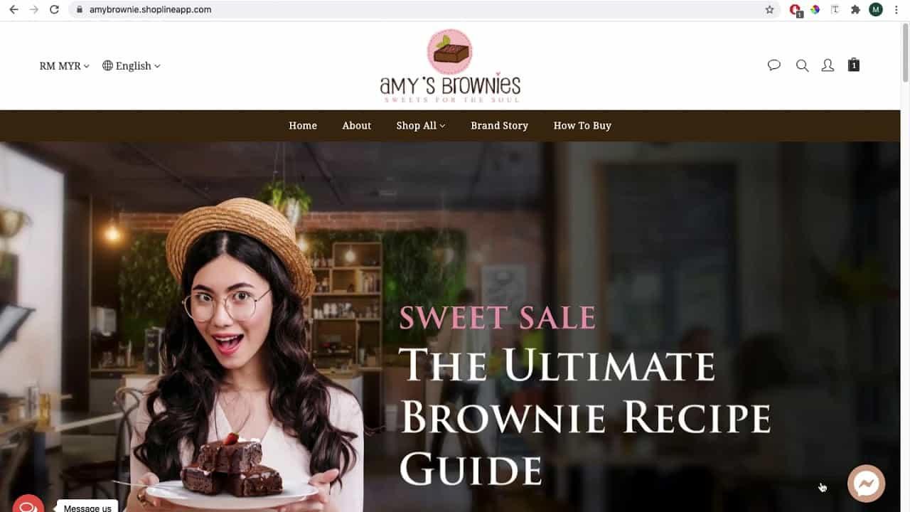 Tutorial 12 - [SHOPLINE Website] Teach Your Customer How To Buy On Your Website