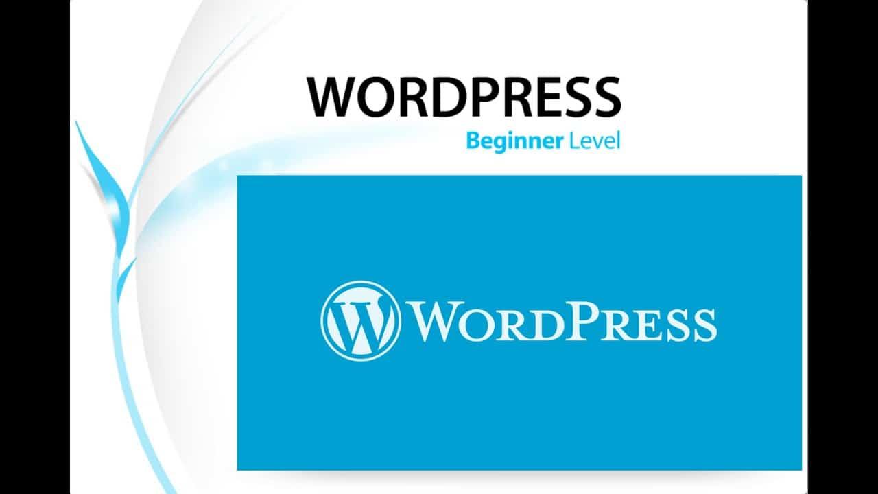 WordPress Tutorial For Beginners 2020 Part 1