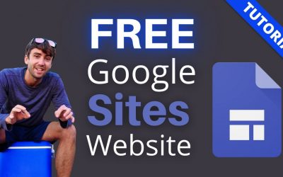 Do It Yourself – Tutorials – How to Create a Website on Google Sites (for free)