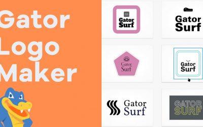 Do It Yourself – Tutorials – How to Create a Logo with Gator Website Builder – HostGator Tutorial
