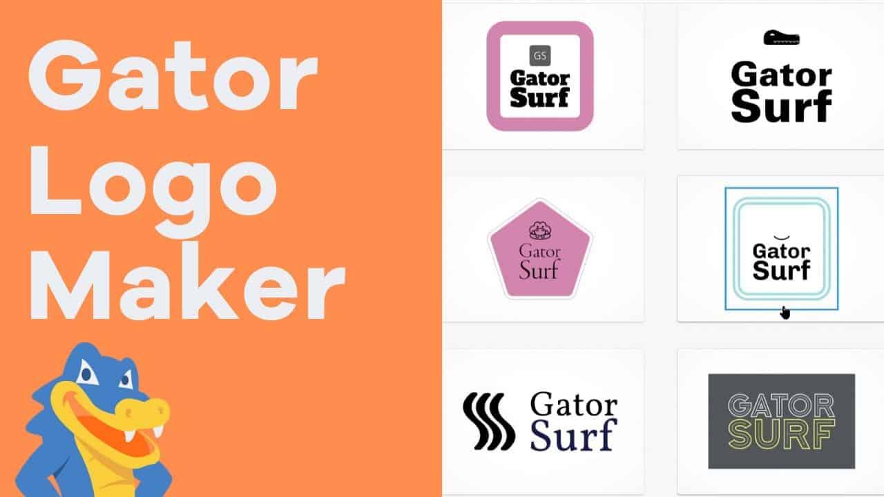 How to Create a Logo with Gator Website Builder - HostGator Tutorial